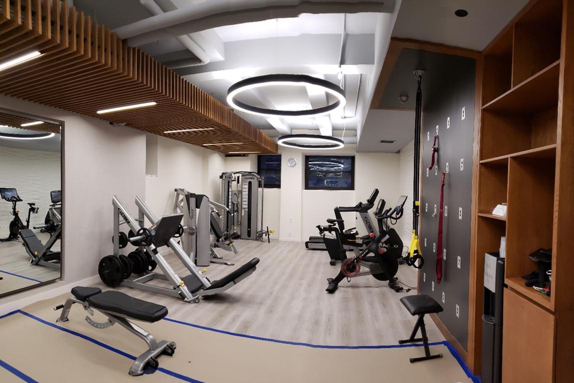 Fitness Center 1021 Park Avenue