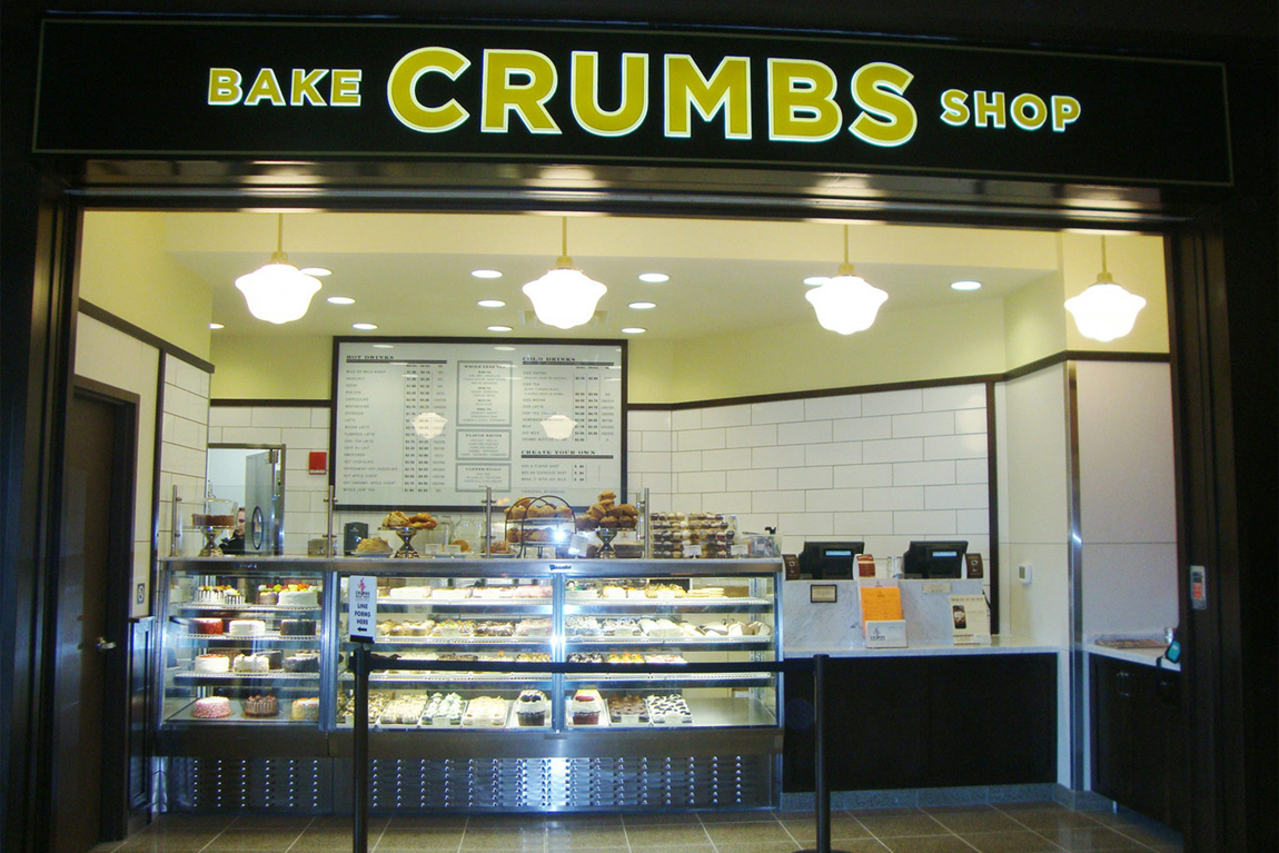 Crumbs Bake Shops