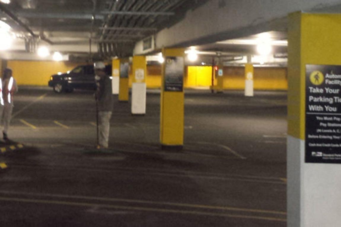 Parking Facility Renovation