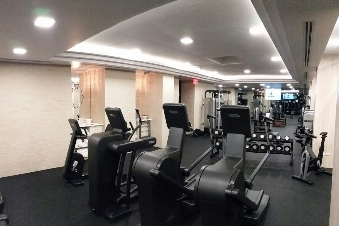 The Plaza Hotel Fitness Center