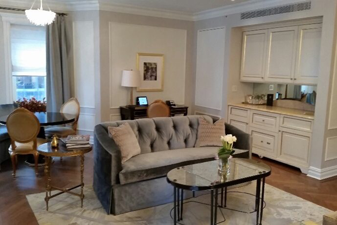 The Plaza Hotel – Executive Suite Renovations